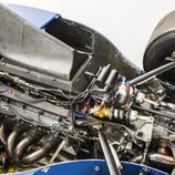 Benetton Ford B191 1991-1992 - engine