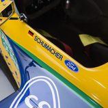 Benetton Ford B191 1991-1992 - schumacher
