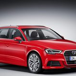 Audi A3 2016 Sportback - rojo metalizado
