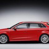 Audi A3 2016 Sportback - lataral
