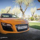 Billionaire Motor Club Madrid abril 2016 - Audi R8