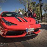 Billionaire Motor Club Madrid abril 2016 - Ferrari 458 Speciale