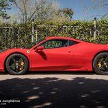 Billionaire Motor Club Madrid abril 2016 - Ferrari 458