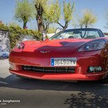 Billionaire Motor Club Madrid abril 2016 - Corvette