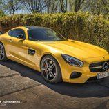 Billionaire Motor Club Madrid abril 2016 - Mercedes AMG GT