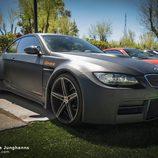 Billionaire Motor Club Madrid abril 2016 - BMW