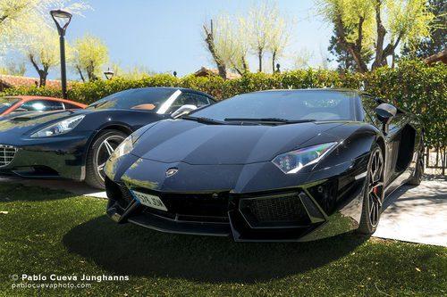 Billionaire Motor Club Madrid abril 2016 - Lamborghini Aventador
