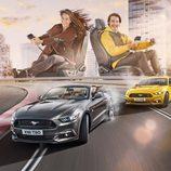 Ford Mustang 2016 - V8