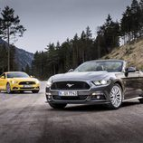 Ford Mustang 2016 - gris