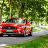 Ford Mustang 2016 - rojo