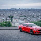Ford Mustang 2016 - ciudad