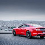 Ford Mustang 2016 - escapes