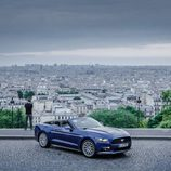 Ford Mustang 2016 - azul