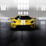 Ford GT 2017 amarillo tricapa - front