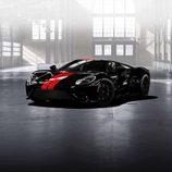 Ford GT 2017 negro shadow - delantera