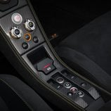 McLaren 675LT Spider 2016 - botones