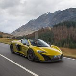 McLaren 675LT Spider 2016 - Montaña