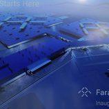 Faraday Future factory Concept - factoria