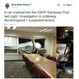 Ohio State Highway Police - tweet