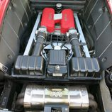 Ferrari 360 Modena F1 CR7 - motor