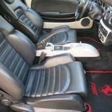 Ferrari 360 Modena F1 CR7 - interior