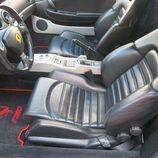 Ferrari 360 Modena F1 CR7 - habitáculo