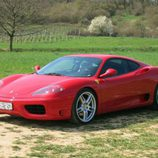 Ferrari 360 Modena F1 CR7 - front