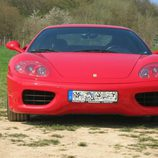 Ferrari 360 Modena F1 CR7 - frontal