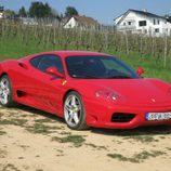 Ferrari 360 Modena F1 CR7 - delantera