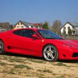 Ferrari 360 Modena F1 CR7 - lateral