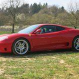 Ferrari 360 Modena F1 CR7 - perfil