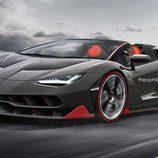 Lamborghini Centenario roadster render