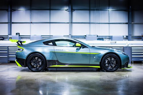 Aston Martin GT8 - side