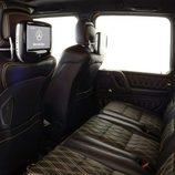 Brabus Mercedes-Benz G 63 AMG - plazas traseras