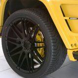 Brabus Mercedes-Benz G 63 AMG - llantas negras