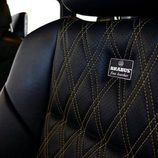 Brabus Mercedes-Benz G 63 AMG - asientos delanteros