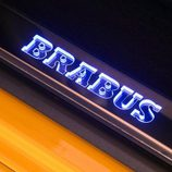 Brabus Mercedes-Benz G 63 AMG - led