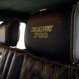 Brabus Mercedes-Benz G 63 AMG - reposacabezas