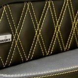 Brabus Mercedes-Benz G 63 AMG - costuras