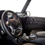 Brabus Mercedes-Benz G 63 AMG - alcántara