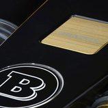 Brabus Mercedes-Benz G 63 AMG - placa