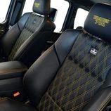 Brabus Mercedes-Benz G 63 AMG - butacas