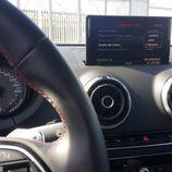Pantalla del Audi S3 Cabrio 2015