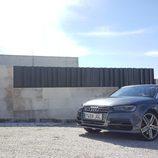 Frontal del Audi S3 Cabrio 2015