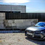 Capó del Audi S3 Cabrio 2015