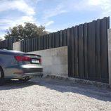 Parachoques trasero del Audi S3 Cabrio 2015