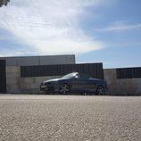 Posando el Audi S3 Cabrio 2015