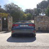 Difusor del Audi S3 Cabrio 2015