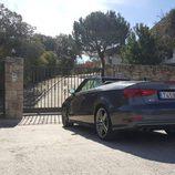 Faro izquierdo del Audi S3 Cabrio 2015