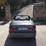 Carrocería del Audi S3 Cabrio 2015